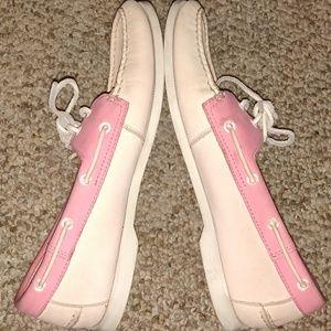 💮FINAL PRICE💮Highlan Creek Sanibel Boat Shoes 9M